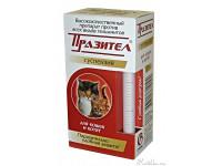 Антигельминтные препараты широкого спектра действия для дегельминтизации кошек. Обзоры и рекомендации. Часть 1-ая